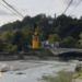 die Old Town Hochseilbahn in Kutaisi