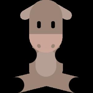 Esel-Kuscheltier